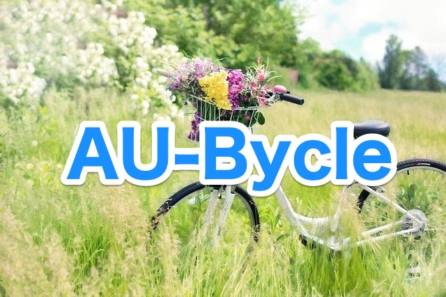 Au バイクル Bycle